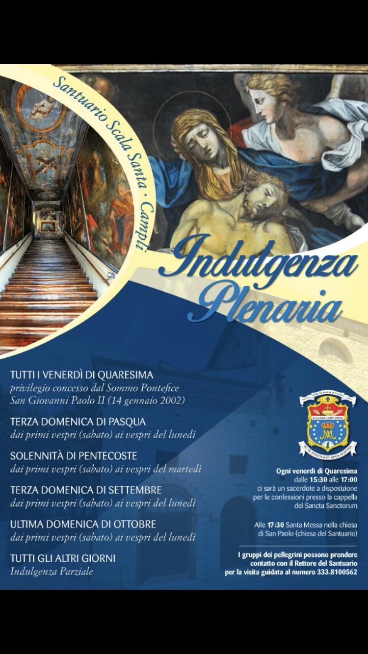 Indulgenze Plenarie Calendario.Indulgenza Plenaria Chiesa Di Teramo Atri